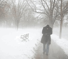 Vintern påverkar hälsan