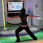 Att träna med hjälp av moderna tv-spel som kräver rörelse ÄR effektivt!