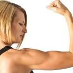 Man tappar bara muskelmassa vid viktnedgång i extremfall