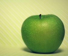 ett äpple kalorier