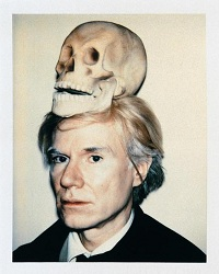Warhol led av hypokondri