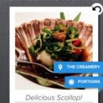 Intressant Iphone app för att kartlägga globala matvanor