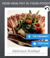 app för bättre matvanor