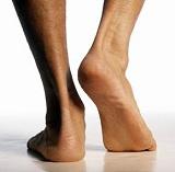 Rena och välskötta fötter