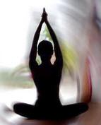 Yoga är nyttigt