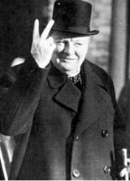Churchill myntade uttrycket power nap