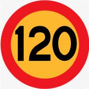 120-skylt