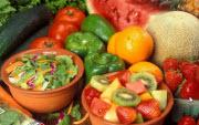 Frukt och grönt är alltid A och O när det gäller bra kostråd