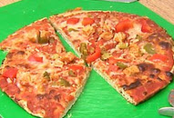 Hälsosam pizza?