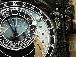 I oktober ställer vi om klockan till vintertid