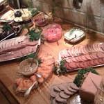 Maten på vårt julbord – nyttig respektive onyttig julmat