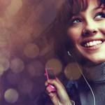Ju bredare leende ju längre liv