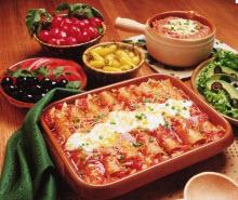 Mexikansk mat är trendigt