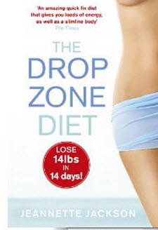 Omslag The Drop Zone Diet
