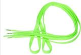 Skosnören grön neon