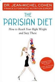 The Parisian Diet omslag