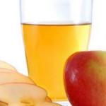 Ett glas äppeljuice om dagen är nyttigt för mer än bara magen