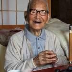 Världens just nu äldsta människa