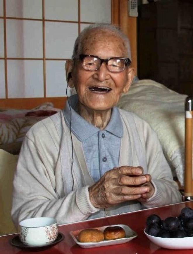 Världens just nu äldsta människa post image
