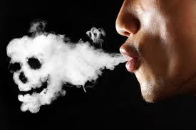 Den farliga röken