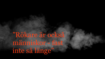 citat och ordspråk om att röka