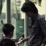 En mycket effektiv och tankeväckande sluta-röka video-annons
