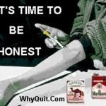 Om nikotinberoende – Nikotin, kokain och metamfetamin är de mest beroendeframkallande drogerna