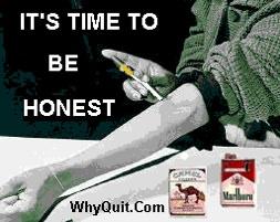 Nikotin är extremt beroendeframkallande